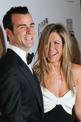 Los que ya se dejan ver sin pena alguna son Jennifer Aniston y Justin Theroux.