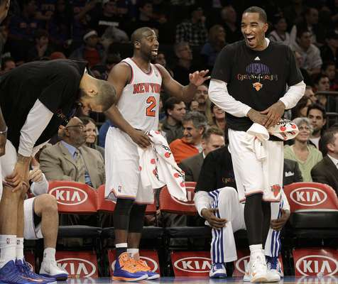 Los Knicks de Nueva York vencieron con facilidad por 88-76 a los Pacers de Indiana.