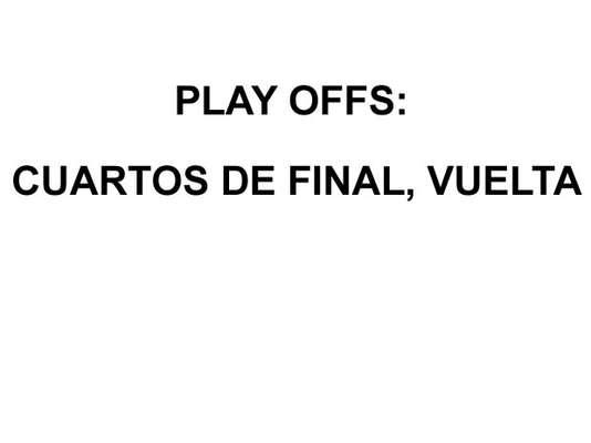 Se busca un campeón del fútbol chileno.