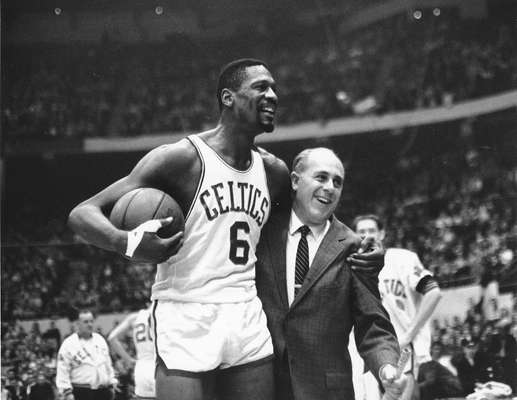 Como parte de nuestro resumen de fin de año, Terra Deportes te presenta los contenidos que más llamaron la atención en este 2012, como estos récords del deporte.8: Preguntar cuál es la más grande franquicia de la historia siempre es controversial, pero ningún equipo ha sido capaz de igualar la racha de los Celtics de Boston, con ocho títulos consecutivos entre 1959 y 1966.