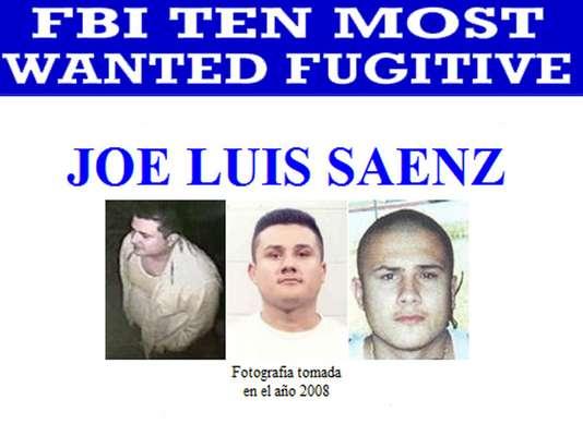Las autoridades mexicanas anunciaron este viernes la detención de Joe Luis Sáenz, uno de los presuntos delincuentes más buscados por el FBI y acusado de varios delitos cometidos en Estados Unidos a partir de 1998.