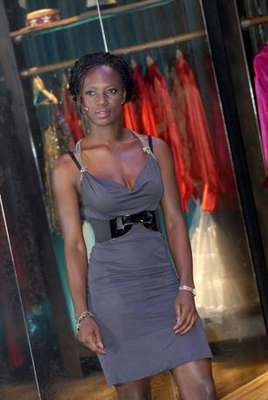This is Abigail Barwuah, Mario Balotelli's biological sister.