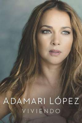 Adamari López anunció el lanzamiento de su libro que lleva por título 'Viviendo' en el cual contará parte de su vida, su lucha contra el cáncer y su divorcio con Luis Fonsi