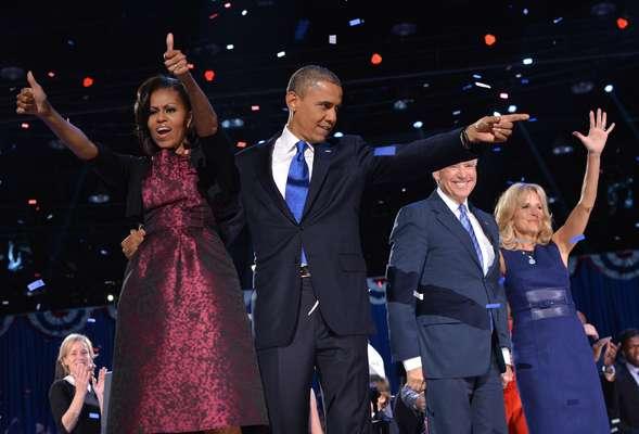 6 de noviembre: Barack Obama fue reelegido presidente de los Estados Unidos para el mandato 2013-2017.
