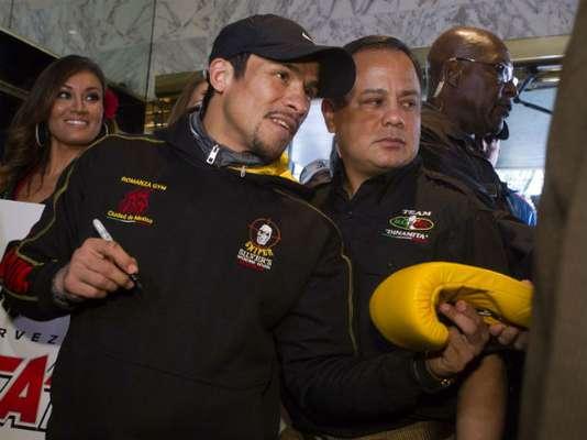 Manny Pacquiao y Juan Manuel Márquez ya están Las Vegas y se dicen listos para encararse por cuarta ocasión en una pelea que promete ser mejor que las anteriores.