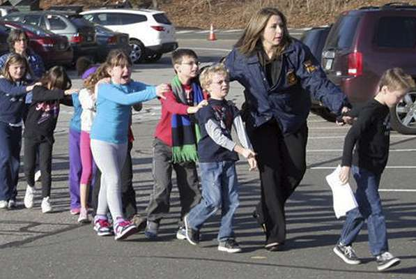 Newtown, Connecticut. At least 27 people, including 18 children, were killed on Friday when at least one shooter opened fire at an elementary school in Newtown, Connecticut, CBS News reported, citing unnamed officials.