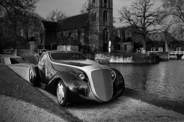 Fotos Rolls-Royce Jonckheere Aerodynamic Coupe II