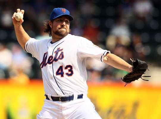 Surprisingly, the New York Mets traded their 20-game winner and recently-named NL Cy Young reciepient R.A. Dickey to the Toronto Blue Jays. That makes Dickey part of an exlusive club of Cy Young winners who were either traded or left as free agents the year after winning the trophy.