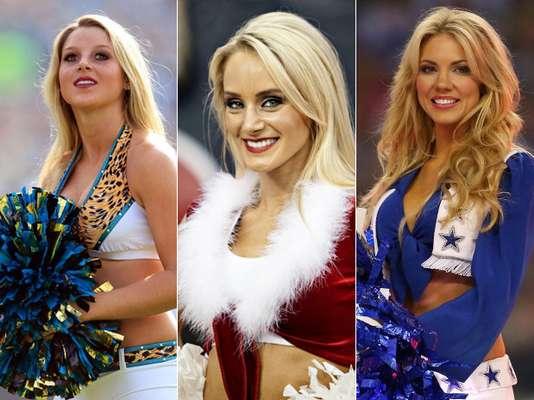 En el 2012, la NFL no sólo nos dejó emocionantes partidos, un empate y hasta un desenlace polémico, sino que nos mostró su lado amable con hermosas porristas, que engalanaron cada uno de sus juegos. A continuación, te presentamos a las cheerleaders más bellas de la NFL en el 2012, según Terra.