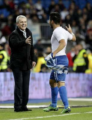 The 'Vasco' Aguirre earned his first victory with Espanyol, 2-0 over Depor.