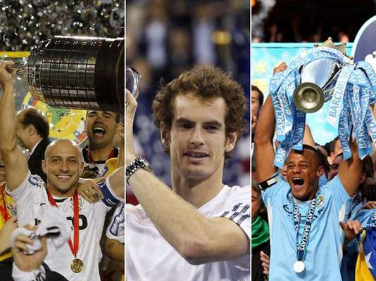 No mundo dos esportes o ano de 2012 certamente será lembrado pelas surpresas. Seja no futebol, tênis, MMA ou qualquer outro esporte, zebras e fins de tabus aconteceram de diferentes formas. Relembre a seguir os fatos inesperados do ano e as principais escritas quebradas