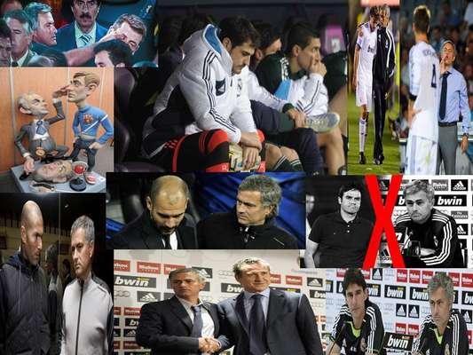 """Conoce las decisiones, declaracioneso acciones que han 'salpicado' a José Mourinho y, por ende, al Real Madrid, desde la llegada del técnico portugués al equipo """"blanco""""."""