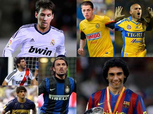 Te imaginas a Messi jugando para el Real Madrid o a Hugo Sánchez defendiendo los colores del Barcelona. Descubre cuales son los fichajes que nunca pasarían en el futbol
