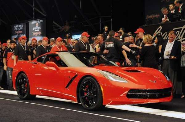 Foto Chevrolet Corvette Stingray 2014