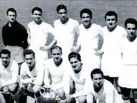 Real Madrid conquistó su primera Copa de Europa en París en la temporada 1955-56 al ganar 4-3 al Stade de Reims, con goles de Alfredo Di Stéfano, Héctor Rial y Marquitos