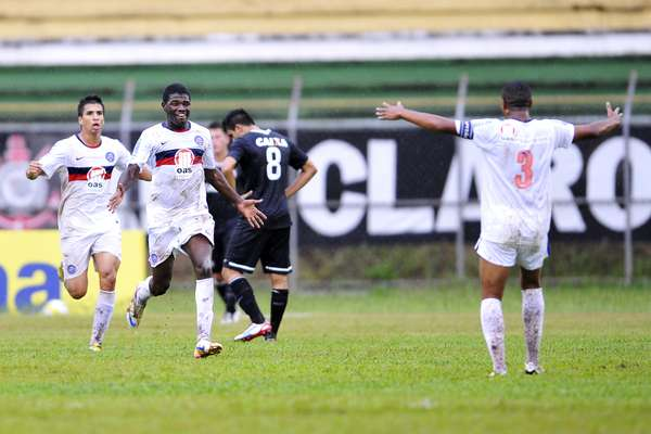 Maior campeão da história da Copa São Paulo de futebol júnior, Corinthians caiu diante do Bahia na segunda fase; em Araras, time baiano venceu por 1 a 0 e avançou