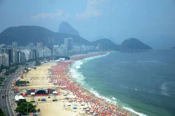 O Brasil é atualmente o 5º principal mercado de cruzeiros no Mundo e apresenta possibilidades de crescimento. Rio de Janeiro é o principal destino