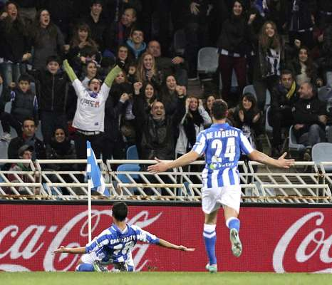 Real Sociedad surprised everyone with a 3-2 win over Barcelona.