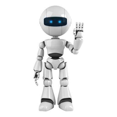 Um robô de cozinha