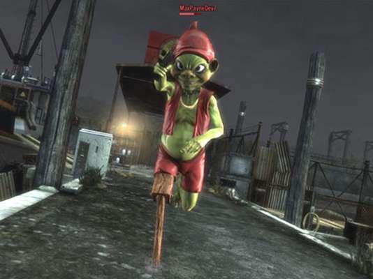 Um cruel Saci Pererê é o novo personagem jogável do DLC 'Deathmatch Mada In Heaven', lançado nesta terça-feira (22) para 'Max Payne 3'