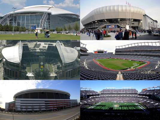 The 2013 Gold Cup will be disputed in 13 stadiums, here we take a look at each one.