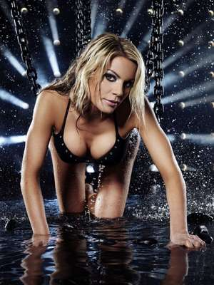 Beautiful Charlotte Jackson is a British TV presenter and sports journalist.