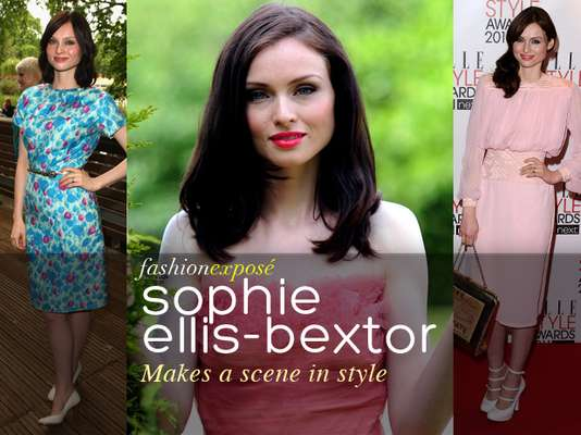 "Sophie Ellis-Bextor is not only a singer, she is also a fashionista and trend setter. The ""Catch You"" hit maker looks more like a model than your average pop star and that is why we love her. Her style ranges from the quirky, to the sophisticated, to the fashion forward. Their is no style Sophie cannot rock, let's look at her fashion exposé and tell us what your favorite look is. (Terra USA/Armando Tinoco)"