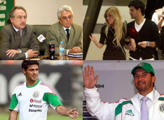Carlos Vela volvió a negarse a una convocatoria de la Selección Mexicana, argumentando razones personales. Podría ser cualquiera de las siguientes.
