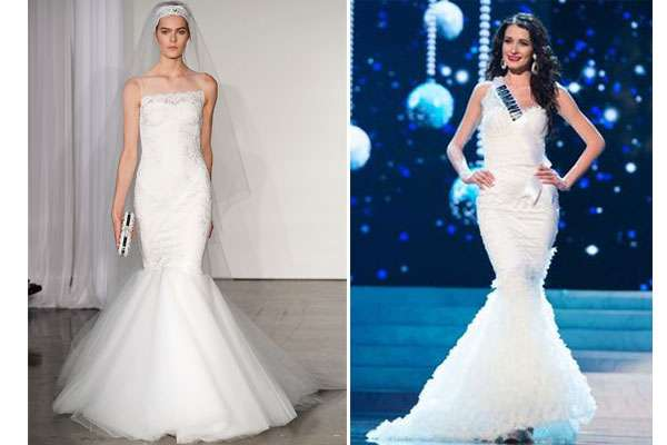 Blanco, el color de la pureza, que también ha sido asociado a la luz, la bondad y la inocencia; fue el elegido por más del 20% de las candidatas para deslumbrar con sus espectaculares trajes de gala durante el pasado certamen de Miss Universo.