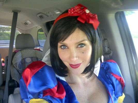 Gabriela Vergara, una belleza originaria de Venezuela que roba miradas.