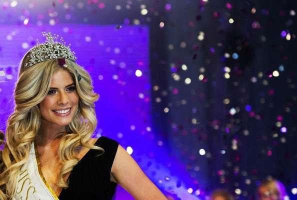 Ella es Stephanie Tency, la joven que representará la belleza de la mujer holandesa durante la edición número 62 del certamen de Miss Universo que tendrá lugar este 2013.