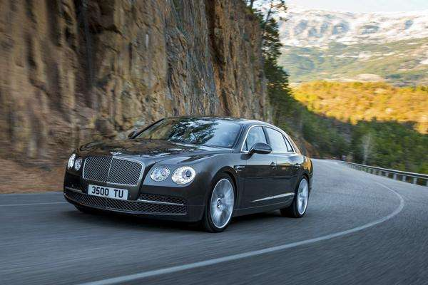 Fotos Bentley Continental Flying Spur 2013