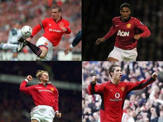 Parece automático, pero casi todos los futbolistas que han portado el '7' en el Manchester United han sido o se han convertido en cracks de este deporte.
