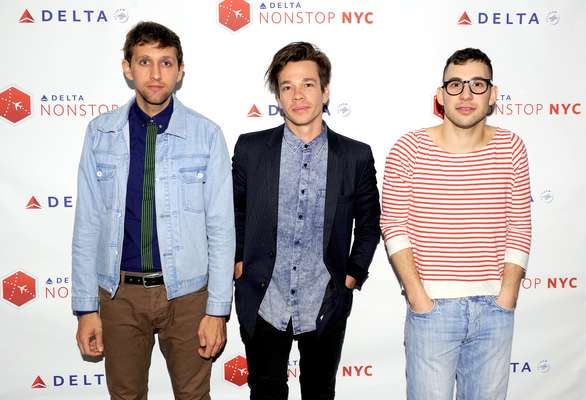 """New York band fun. is the most nominated artist this year and due their hit, """"We Are Young"""" from the album, 'Some Nights,' we think they'll sweep on Sunday night taking Best New Artist, Song of the Year, Record of the Year, Pop Vocal Album, Album of the Year and Best Pop Duo/Group Performance. Take a look at more artists we believe with win grammys this Sunday, Feb. 10 on CBS."""
