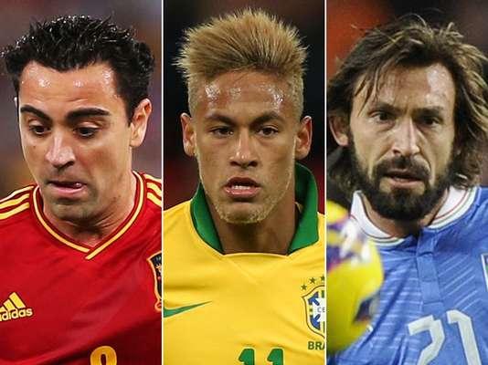 Brasil acoge entre el 15 y 30 de junio la Copa Confederaciones, la prueba principal para la Copa del Mundo. El torneo dará lugar a algunos de los mejores jugadores del mundo, que lucharán por ser la gran estrella del torneo. Son nombres como Neymar, Pirlo, Xavi y Suárez.