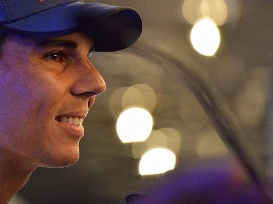 Em recuperação após longo período lesionado, Rafael Nadal afirmou nesta terça-feira que é ilógico esperar que repita o feito de 2005 e conquiste o título o Brasil Open em 2013