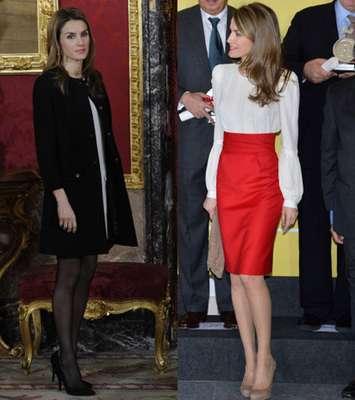 La princeza Letizia es un ícono de estilo y esta semana brilló por dos atuendos que son tendencia de moda.