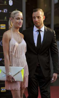 Olympian Oscar Pistorius is accused of murdering his girlfriend Reeva Steenkamp.