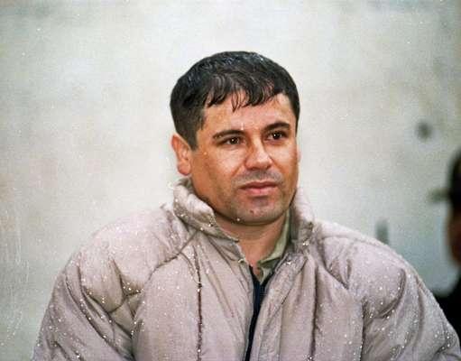 "Inteligence agencie Stratfor informed that Mexican drug dealer Joaquín ""El Chapo"" Guzmán is hiding in Guatemala."