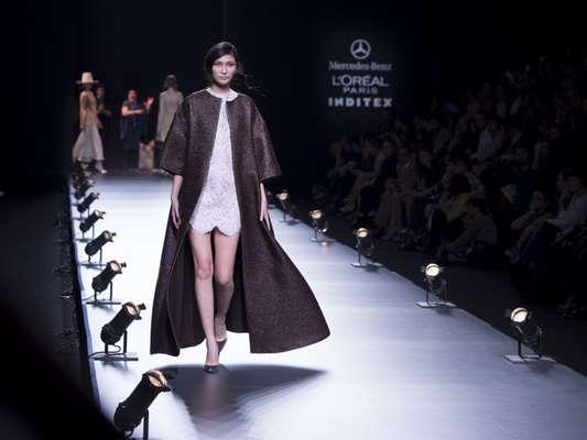 Madrid Fashion Week Otoño/Invierno 2013-14: Duyos