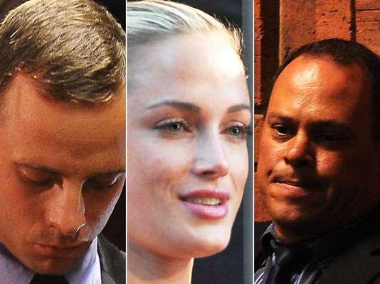Oscar Pistorius y el asesinato de su novia de Reeva Sttenkamp ha sorprendido y cautivado no sólo a Sudáfrica, donde Pistorius es un héroe nacional, sino al mundo entero. No sólo ha habido muchas idas y vueltas en este caso. Otros involucrados han salido a relucir en esta historia que seguirá dando de qué hablar.