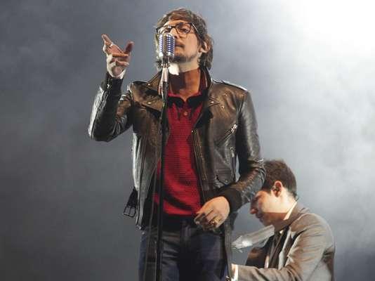 León Larregui ha triunfado con la presentación de su álbum 'Solstis', que este fin de semana podrás disfrutar en El Plaza Condesa.
