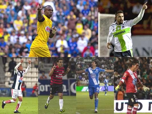Descubre el Once Ideal de la Jornada 9 del Clausura 2013