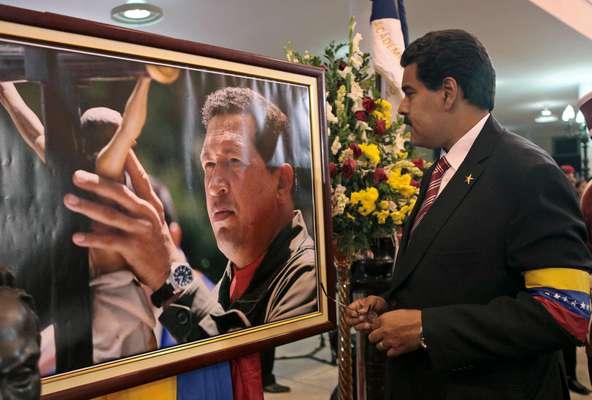 El presidente encargado de Venezuela, Nicolás Maduro, está seguro de que ganará las elecciones que deben celebrarse próximamente para decidir quién culminará en 2019 el mandato del fallecido presidente Hugo Chávez, tras lo cual, viajará a China.