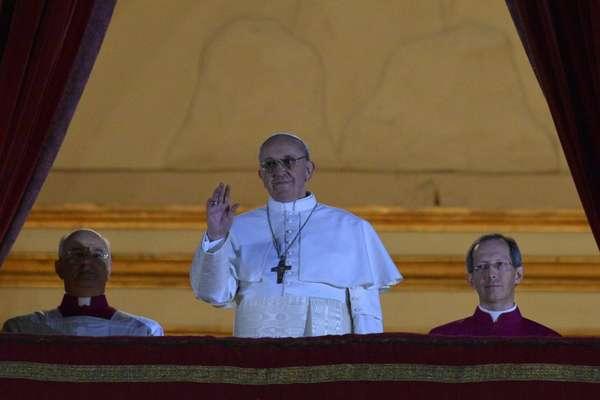 Jorge Bergoglio es el nuevo Papa y se llamará Francisco I