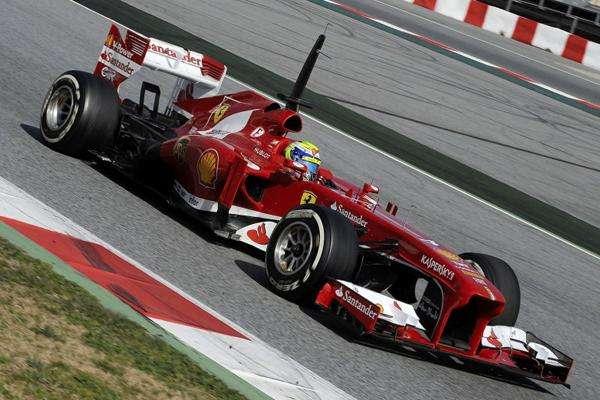 Fotos Ferrari F138 2013