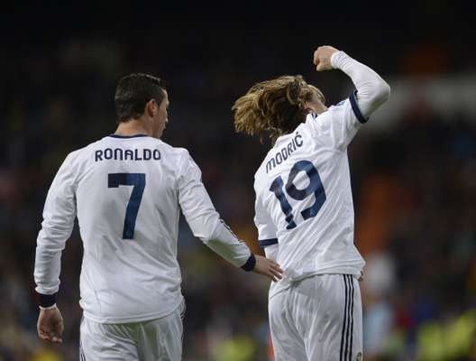 Las mejores imágenes del encuentro entre Madrid y Mallorca