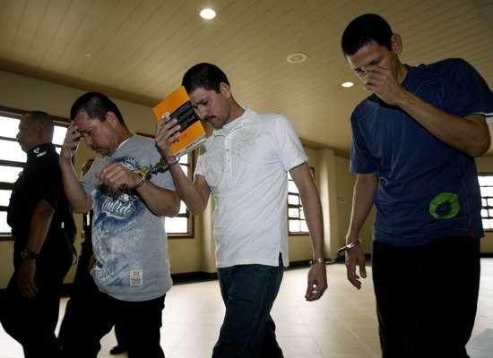 Un total de 63 mexicanos presos en cárceles de Estados Unidos y Malasia están condenados a muerte, según informó la Comisión Nacional de Derechos Humanos.