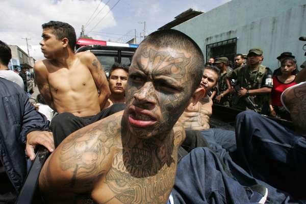 """Con el fin de acaparar Centroamérica, el cártel de Los Zetas tiene nexos con las """"Maras"""", según publicó el diario El Universal en su sitio web."""