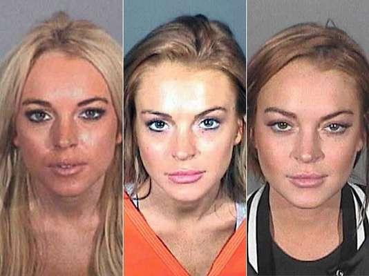 Nunca antes una celebridad había posado tantas veces para un sólo fotógrafo. Bueno, al menos eso creemos nosotros ya que Lindsay Lohan tiene más 'mugshots' de las veces que ha estado en la corte que ningún otro famoso y ojalá nos equivoquemos pero seguro LiLo seguirá su colección. ¡Míralas!